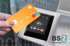 BlueOrange Bank部署了拉脱维亚的第一批非接触式卡ATM