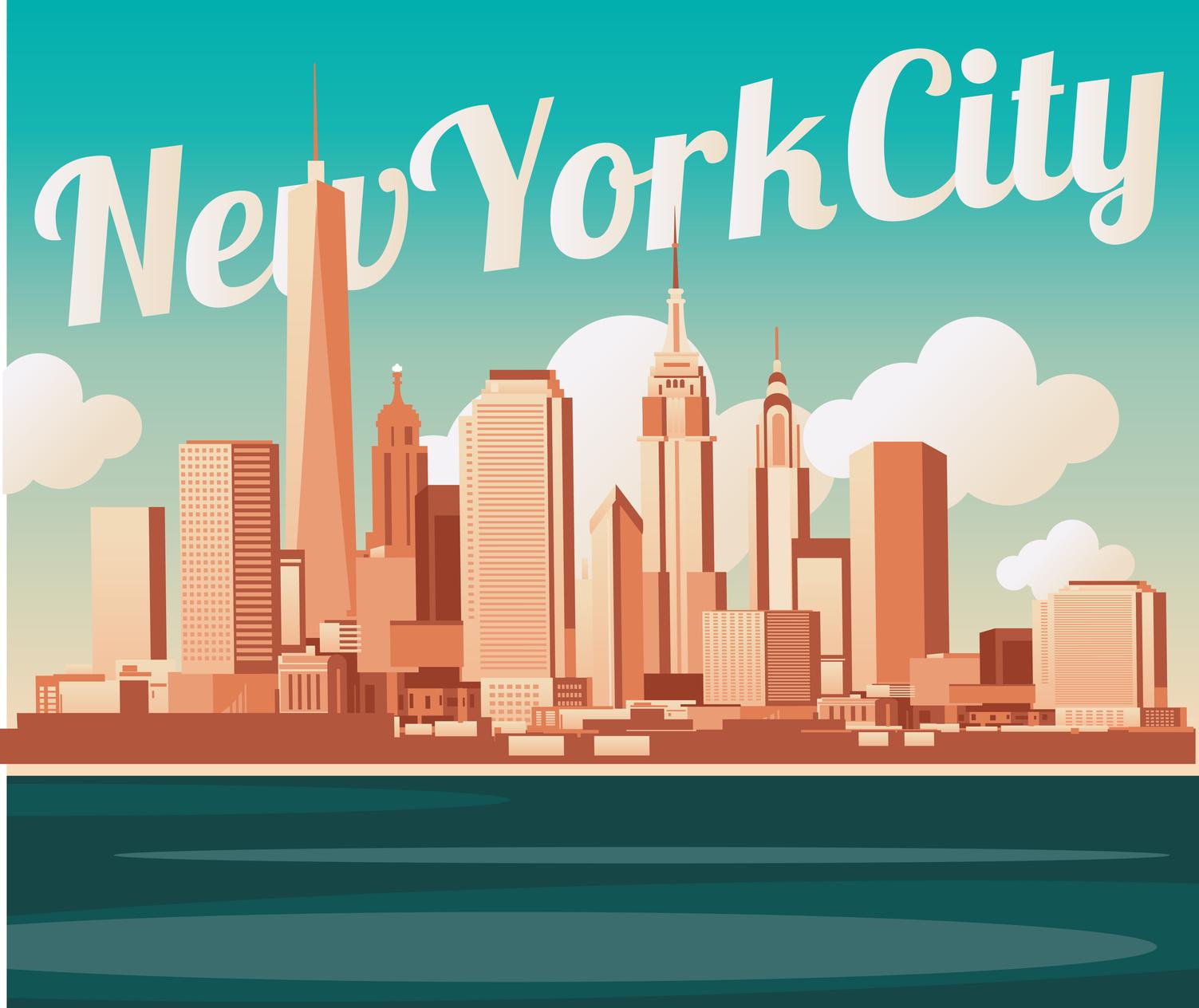 纽约市收获区块链创新
