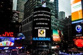 印度的证券交易所团队与纳斯达克一起推动技术发展