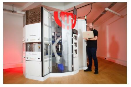 食品机器人初创企业Karakuri将推出自动食堂
