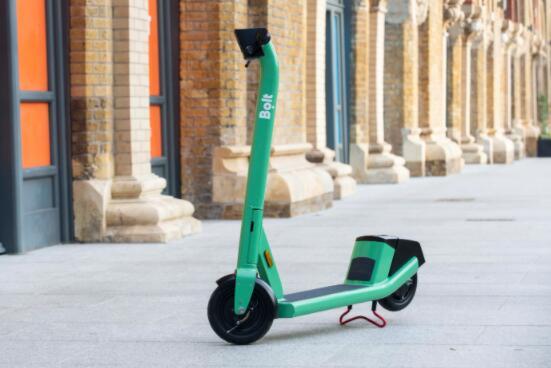 Bolt推出其第四代踏板车