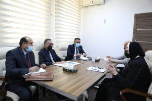 利比亚和埃及同意以多种方式增进经济合作包括建立工业区