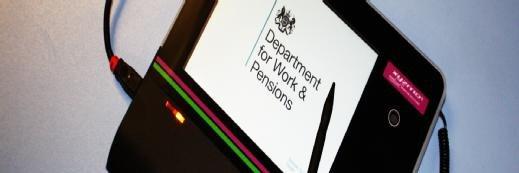 DWP将在普遍信贷上发布关键文件
