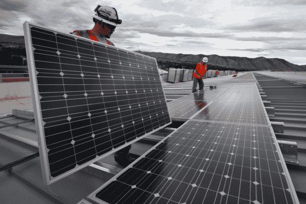 世界上最大的可再生能源开发商,濒临破产