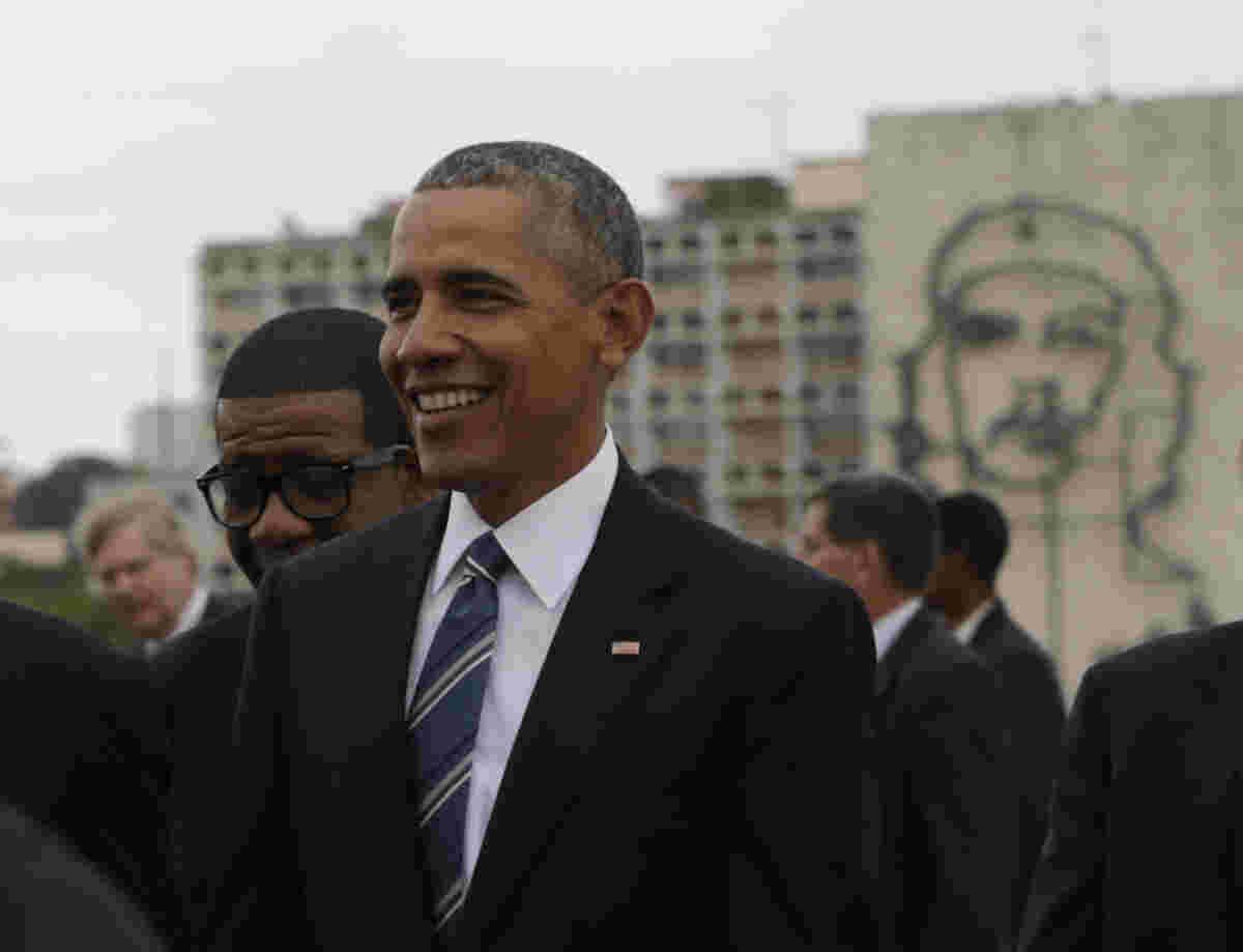 为什么新总统奥巴马聊天在Facebook Messenger上是如此惊人