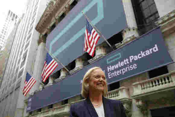 HPE将软件ARM卸载到Micro Focus以88亿美元的旋转合并'