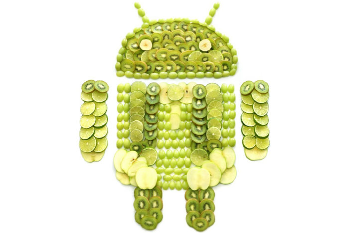 思想的食物:10位的Android分析值得咀嚼这个假日季节